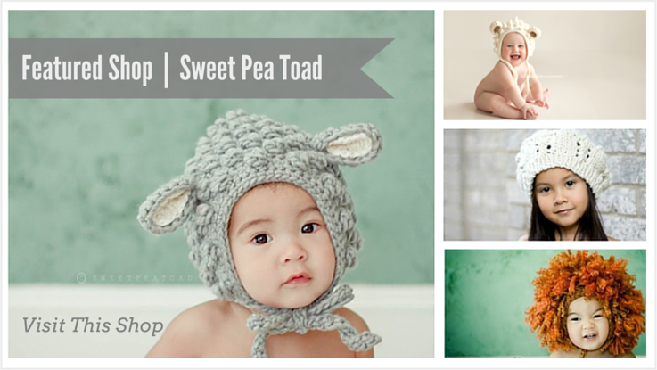 Featured Store - Sweet Pea Toad