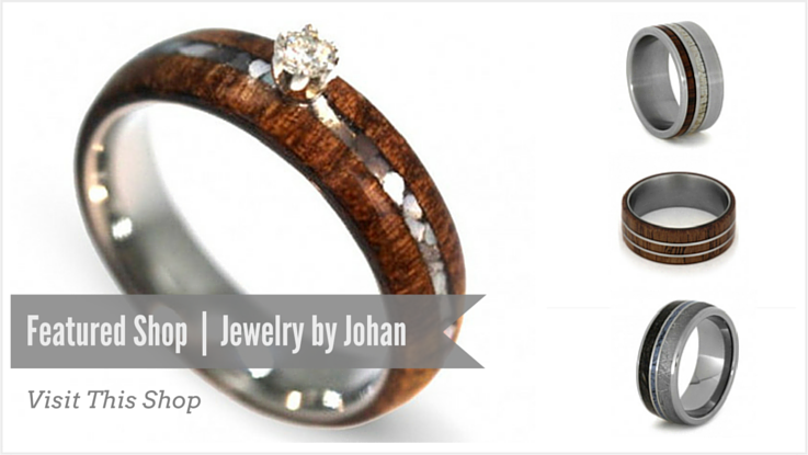 Featured Store - Jewelry by Johan