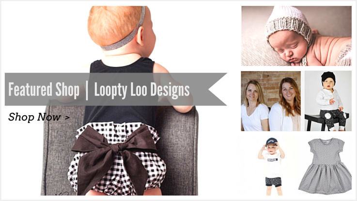 Featured Store - Loopty Loo Designs