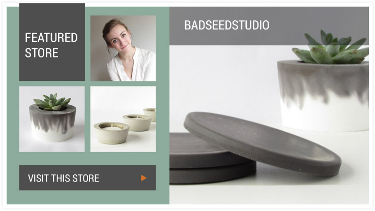 Featured Store - BadseedStudio