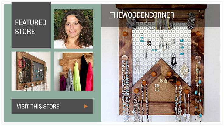Featured Store - TheWoodenCorner