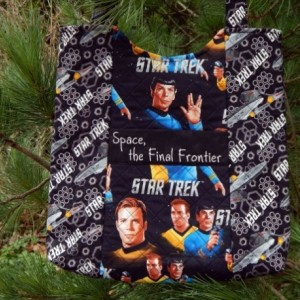Star Trek Inspired Tote Bag