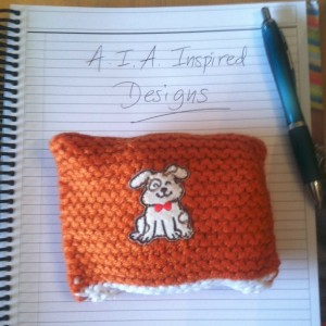 Pampered Pooch Beanbag / Paperweight