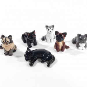 Your Cat as a Custom Pet Miniature Figure