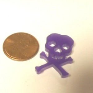14 skulls,skull charms,kawaii,phone charms,halloween,laser cut
