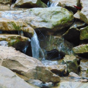 Rock nature photography in Art, 8x10 photo in 11x14 black matte, signed