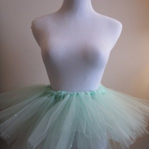 Pearled Double Layer Tutu