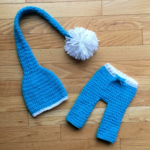 Elf Hat and Pants