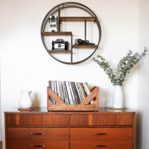 """12"""" Vinyl Record Storage - A stylish Alternative to milk Crates! Hand Made and specially designed for storing your collection of 12"""" Vinyl. 12"""" Vinyl Record Storage - A stylish Alternative to milk Crates! Hand Made and specially designed for storing your"""
