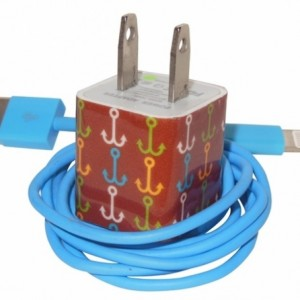 Anchor Up Cell Phone Charger