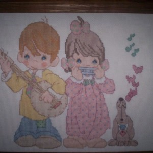 Cross Stitch 9x12 Pictures