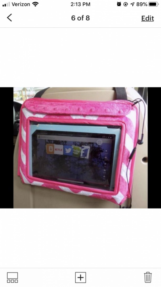 Car Accessories iPad/tablet Holder Cover