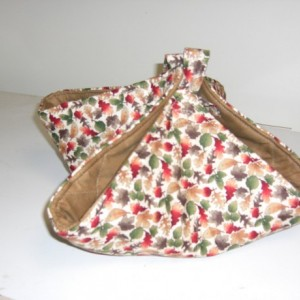 Autumn Leaves Casserole Carrier Tote