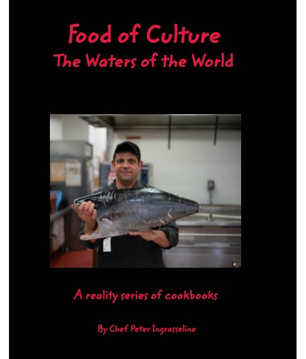"""Food of Culture"" cookbook ""Waters of the World"""