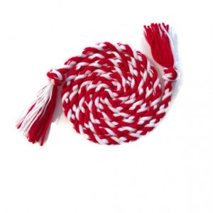 Jump Rope, Red and White Summertime Fun!
