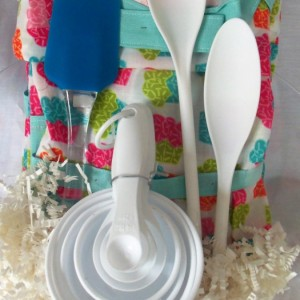 Mommy & Me Apron Gift set - Cupcakes