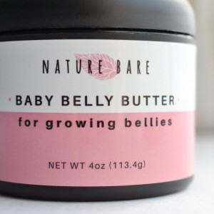 Baby Belly Butter - For Growing Bellies