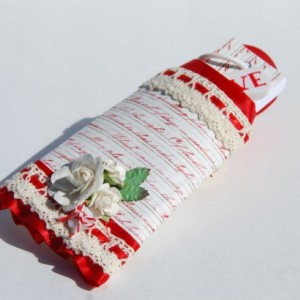 Note Pad Holder, Paper Roll Note Holder, To Do List, Cute Notepad, Desk Accessory