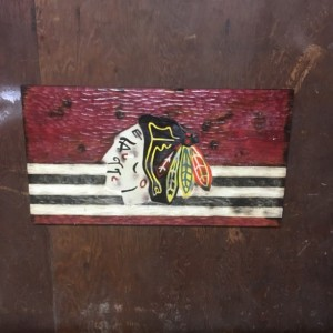 Chicago Blackhawks Flag