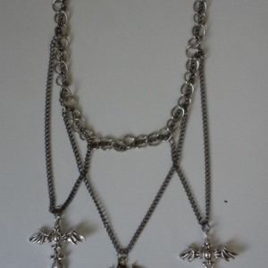 The Dragon and The Knight Necklace