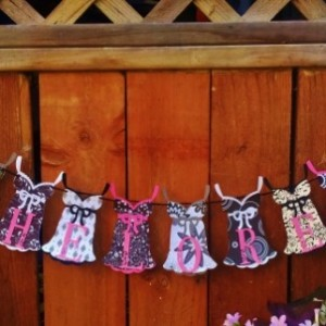 Pink and Black BACHELORETTE Banner