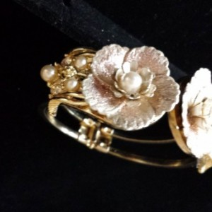 Vintage Repurposed Bracelet