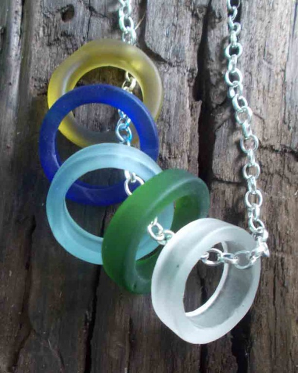 Five Rings Necklace