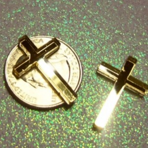 tiny cross charms,laser cut,crosses,kawaii charms,decoden