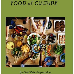 """Food of Culture"" cookbook ""World of Travels"""