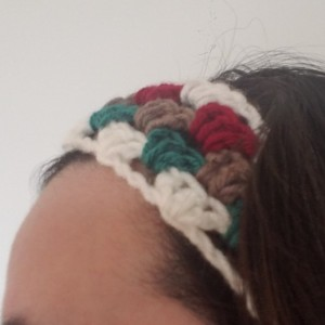 Granny Square Headband
