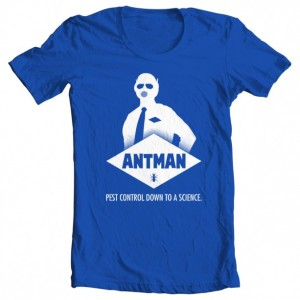 Girls' Antman Pest Control Tee