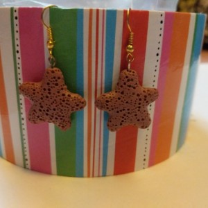 Starfish Earring Necklace Set