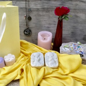 Handmade Grief and Mourning, Pregnancy and Infant Loss Comfort Gift Package, SIDS, Miscarriage