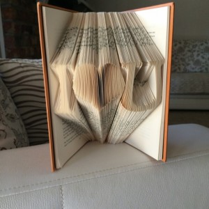 I lOve You / Book Folding