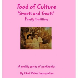 """Food of Culture"" cookbook ""Sweets and Treats"" family traditions"