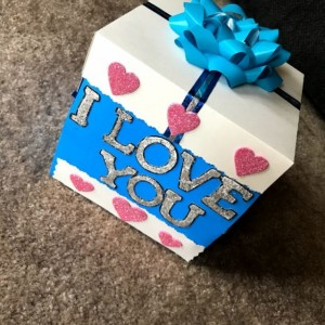 HandMade Explosion Gift Box/ Box Photos Album.