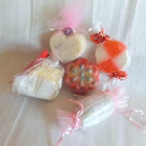 NATURAL HANDMADE BODY AND BATH COLLECTION WITH FOOT SOAK