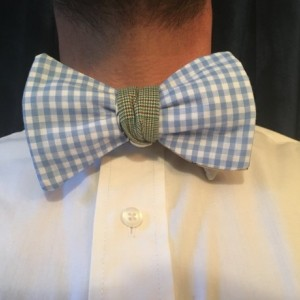 Blue gingham bow tie, tan bow ties, floral bow tie, self tie bow ties, reversible bow ties, magnet ties, groomsmen ties, wedding accessories
