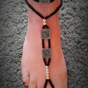 Barefoot Sandals w/ Anklet/s