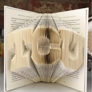 TCU / Texas Chrisan University / Book Folding
