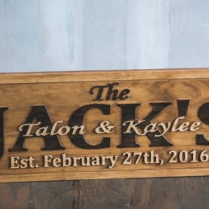 Wedding Ceremony Sign, Rustic Home Décor, Farmhouse Sign, Farmhouse Décor, Table Centerpiece, Mr and Mrs Sign, Wood Craft, Large Wood Sign