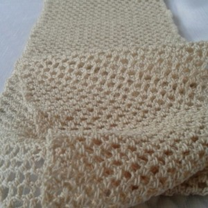 Snickerdoodle Lacy Infinity Scarf