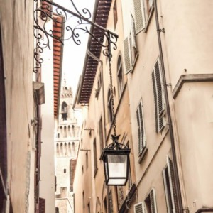 """Italy Photo, Florence Photo, Florence Streets, """"The Lantern"""""""