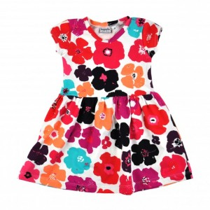 Alice Play Dress | Poppies