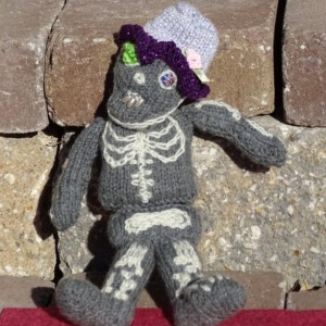 Zombie, Handmade Walkers, Zombie Doll, Gift for Him, Plush Zombie, TWD  Gift, Knit Zombie, The Walking Dead, Stuffed  Zombie, Ready to Ship