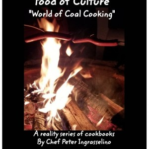 """Food of Culture"" cookbook ""World of Coal Cooking"""