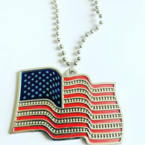 Memorial Day american flag accessory