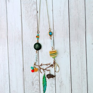 The Forest Wanderer Necklace