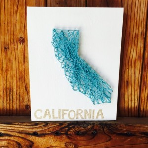 California Nail Art, Home Decor