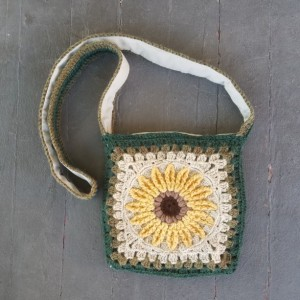 flower purses small